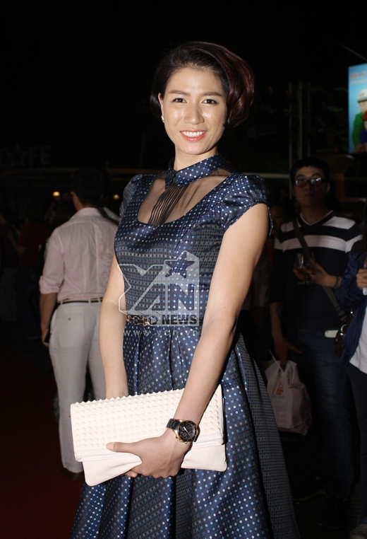Người mẫu, diễn viên Trang Trần - Tin sao Viet - Tin tuc sao Viet - Scandal sao Viet - Tin tuc cua Sao - Tin cua Sao