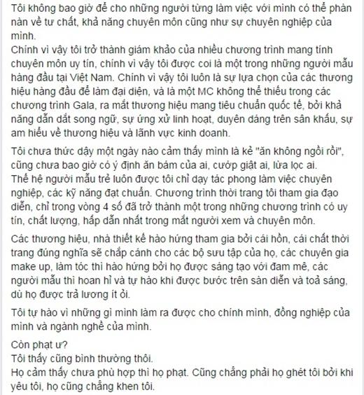 Những dòng chia sẻ khá thẳng thắn và chân thành của siêu mẫu Hà Anh. - Tin sao Viet - Tin tuc sao Viet - Scandal sao Viet - Tin tuc cua Sao - Tin cua Sao