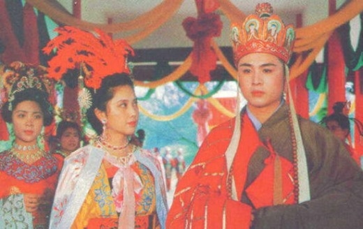 Đường Tăng - Nữ hoàng Tây Lương Nữ Quốc