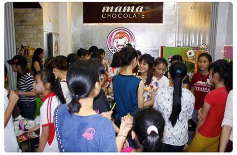 Thường xuyên tổ chức tiệc buffet 1000 VNĐ đãi các fan iu