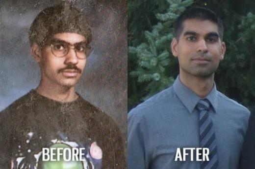 Điều thần kì của việc cạo râu