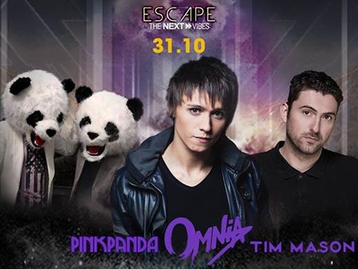 DJ Tim Mason vàcặp đôiDJ Pink Panda