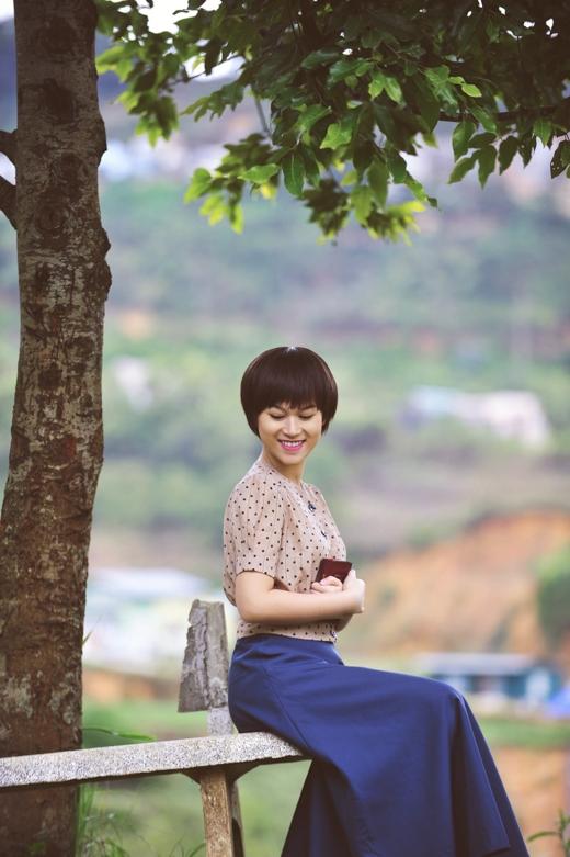 Sau thành công với vai diễn đầu đời trong phim 'Hiệp sĩ mù', Ngọc Thanh Tâm đang được đánh giá là một 'đả nữ' mới của điện ảnh Việt.