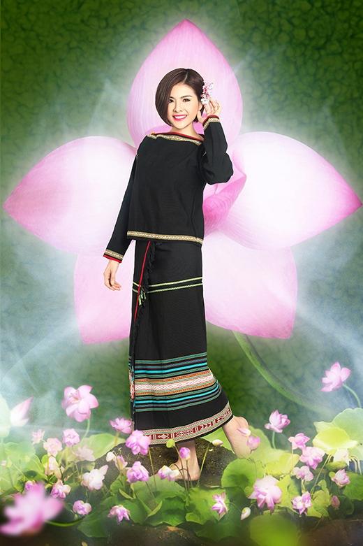 Diễn viên Vân Trang - Dân tộc Ê Đê