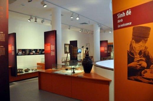 Bảo tàng Phụ nữ Việt Nam - Ảnh tư liệu từ bảo tàng