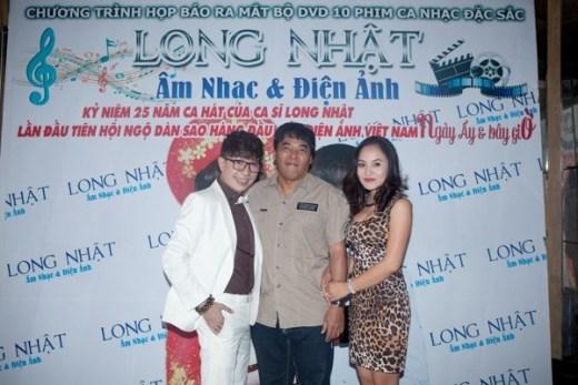 Đạo diễn, diễn viên Trương Quốc Nam