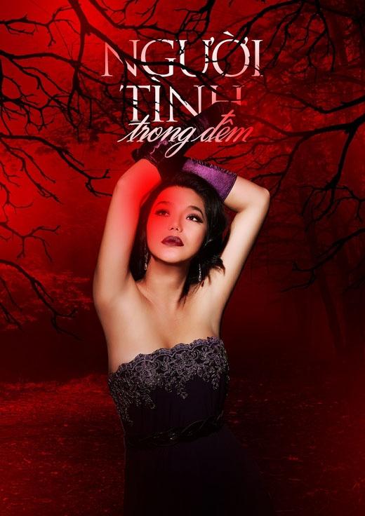Cindy Thái Tài quyến rũ đầy bí ẩn gây tò mò cho khán giả