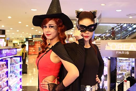Bạn có muốn thử hóa trang theo phong cách này để tham gia vào lễ hội Halloween sắp tới?