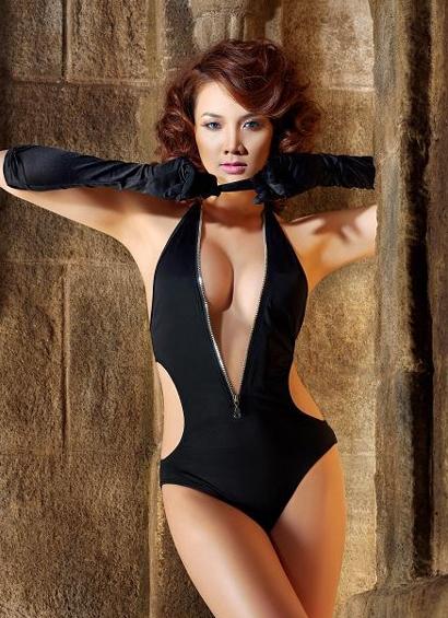 Trang Nhung là một trong những mỹ nhân nóng bỏng vang bóng một thời của showbiz Việt - Tin sao Viet - Tin tuc sao Viet - Scandal sao Viet - Tin tuc cua Sao - Tin cua Sao