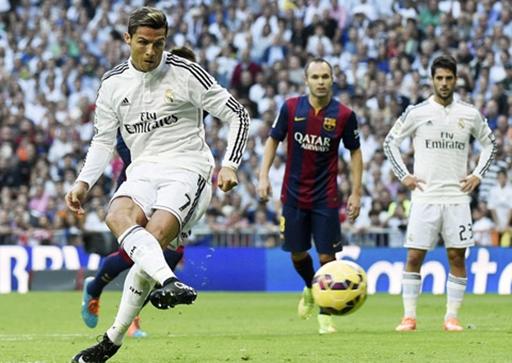 Ronaldo tiếp tục hiệu suất ghi bàn ấn tượng của mình