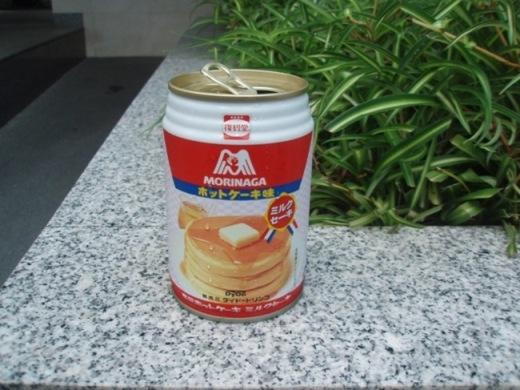 Thức uống vị bánh pancake ở Nhật