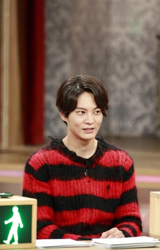 Joo Won trong chương trình Witch Hunt