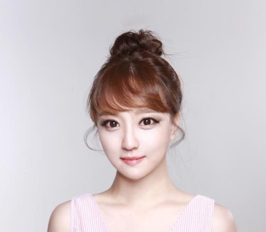 Gương mặt hoàn hảo của Kim Jin.