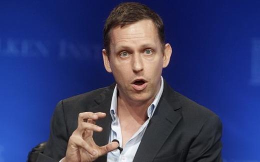 Peter Thiel cho rằng người đồng tính cũng có quyền yêu và cưới người mình yêu