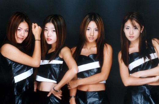 Nhóm nhạc Fin.K.L một thời gồm 4 thành viên: Lee Hyori, Sung Yuri, Ok Juhyun, Lee Jin