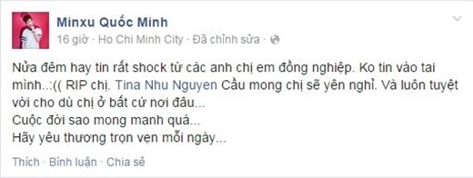 Minh 'xù'