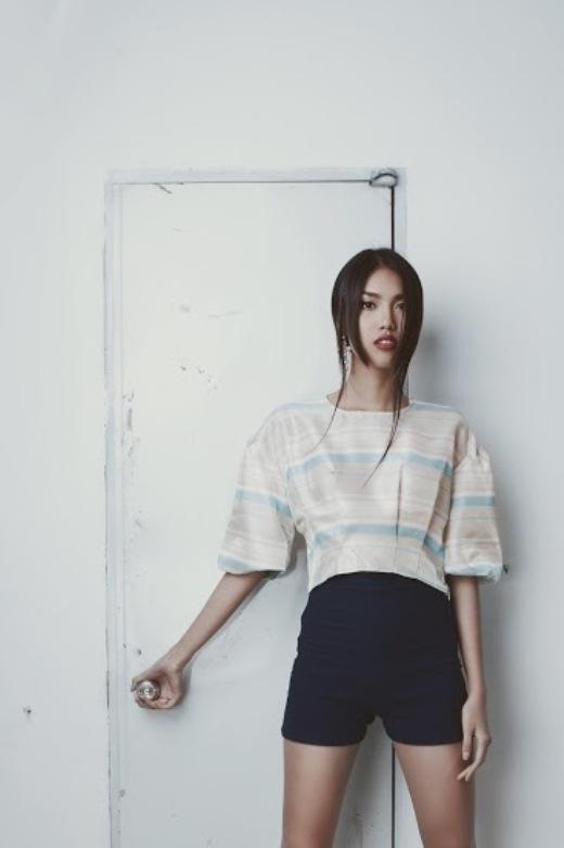 Chào thu cực sành điệu với người mẫu Lan Khuê.