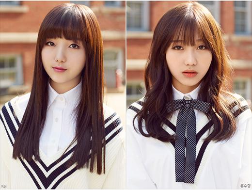 Kei và Soojung
