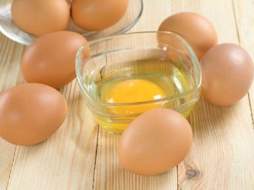 Đẹp lên từng ngày cùng lòng trắng trứng.