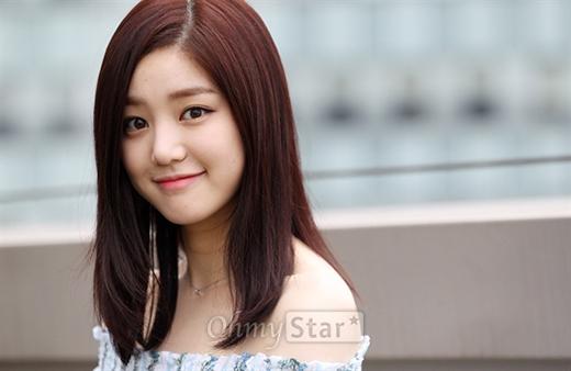 Lee Yoo Bi hiện đang tham gia bộ phim Pinocchio