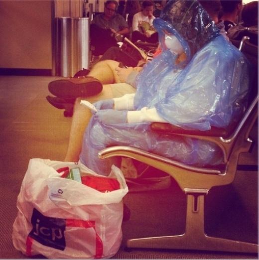 Cách tuyệt vời để phòng chống Ebola