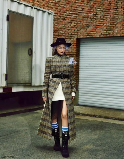Trương Hinh Dư đẹp hút hồn trong bộ ảnh mới