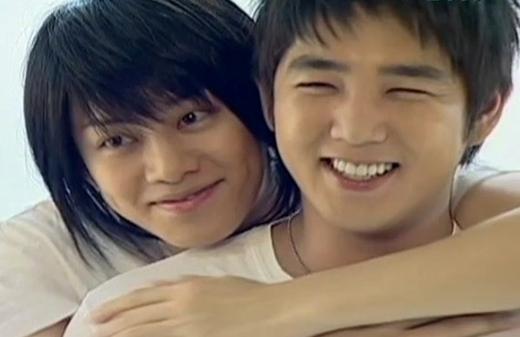 Heechul tình cảm bên Kang In