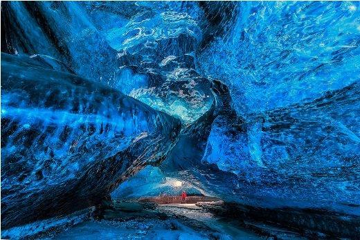 Động băng, Iceland