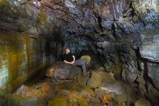 Động đá, Iceland