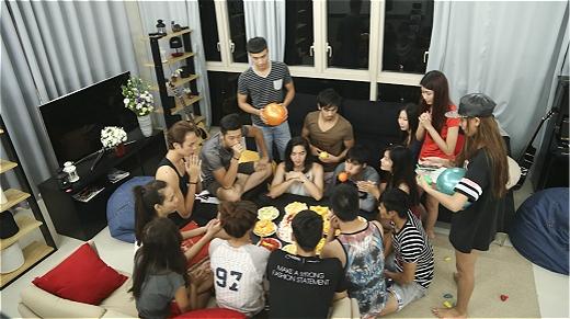 Xích mích xảy ra vào ngày sinh nhật của Kim Dung và Đức Anh.
