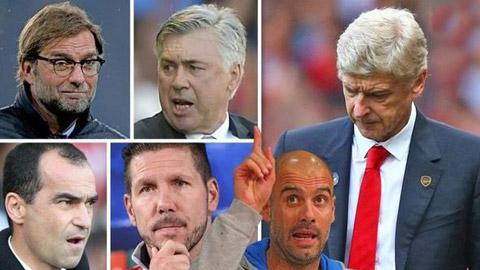 Arsenal đã chuẩn bị phương án thay Wenger khi cần thiết