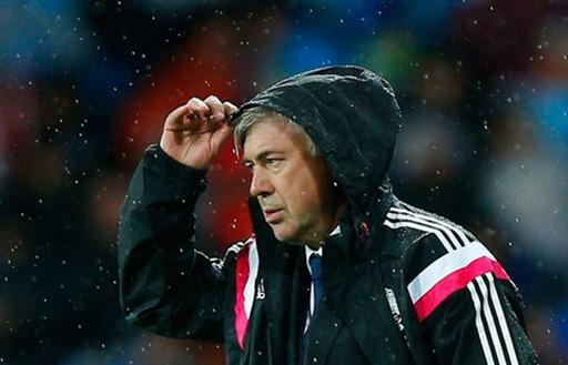 Ancelotti có thể đã dự trù phương án phòng khi Real bất ngờ sa thải