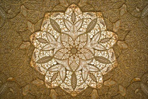 Muôn kiểu vòm thánh đường Hồi giáo cực ấn tượng trên thế giới