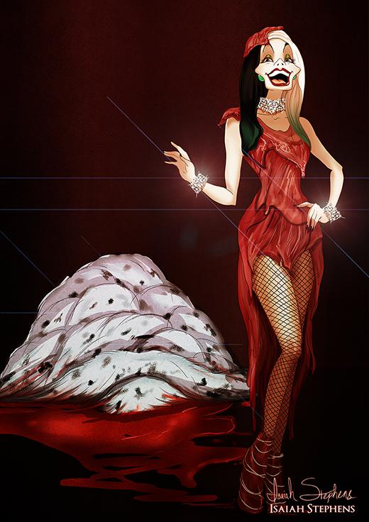 Cruella Devil hay Lady Gaga ?