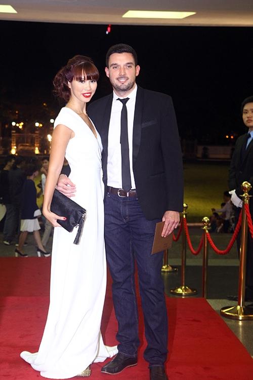 Siêu mẫu Hà Anh cùng bạn trai - Tin sao Viet - Tin tuc sao Viet - Scandal sao Viet - Tin tuc cua Sao - Tin cua Sao