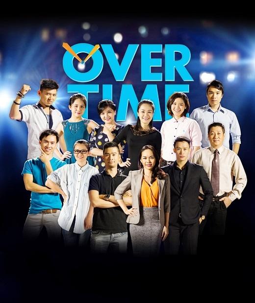 OVERTIME – chương trình truyền hình thực tế về nghề nghiệp đầu tiên tại Việt Nam