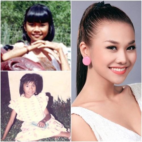Cô gái Thanh Hằng có nước da ngăm đen ngày nào đã trở thành siêu mẫu nổi tiếng của showbiz Việt. - Tin sao Viet - Tin tuc sao Viet - Scandal sao Viet - Tin tuc cua Sao - Tin cua Sao
