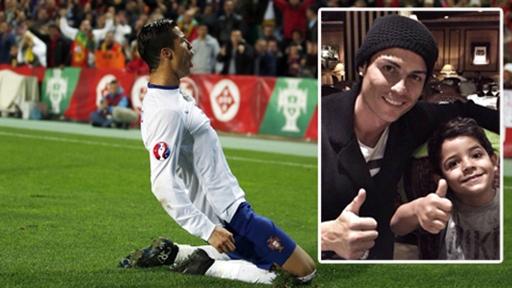 Ronaldo đang là cầu thủ ghi nhiều bàn thắng nhất lịch sử EURO