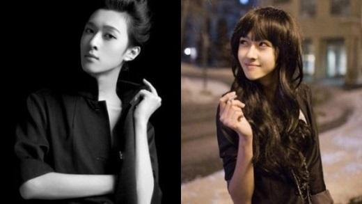 Dù 'chuẩn men' hay giả gái, Yiming Zhao đều vô cùng xinh đẹp.