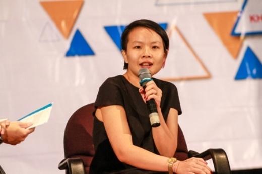 Chị Nguyễn Lan Hương – Giám đốc Học vụ YOLA, TOEFL 120/120