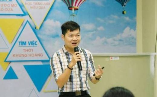 Anh Nguyễn Chí Hiếu, Tiến sĩ Đại học Stanford, Mỹ - Giám đốc Nhân sự YOLA