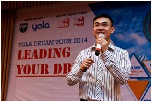 Anh Phạm Huy Hùng – Phụ trách chuyên môn bộ môn SAT tại YOLA