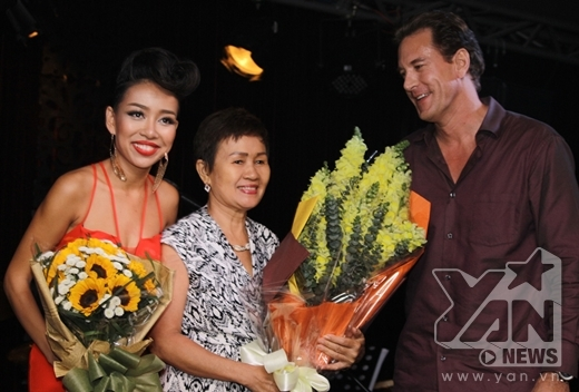 Gia đình luôn là chỗ dựa vững chắc choThảo Trang - Tin sao Viet - Tin tuc sao Viet - Scandal sao Viet - Tin tuc cua Sao - Tin cua Sao