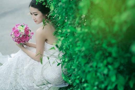 Những hình ảnh hiếm hoi trong bộ hình cưới được Yến Phương hé lộ - Tin sao Viet - Tin tuc sao Viet - Scandal sao Viet - Tin tuc cua Sao - Tin cua Sao