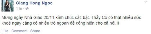 Quán quân Nhân tố bí ẩn 2014 - Giang Hồng Ngọc