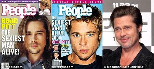 Brad đến nay vẫn là một trong những nhân vật được yêu thích nhất, anh được vinh danh 2 lần vào năm 1995 và 2000.