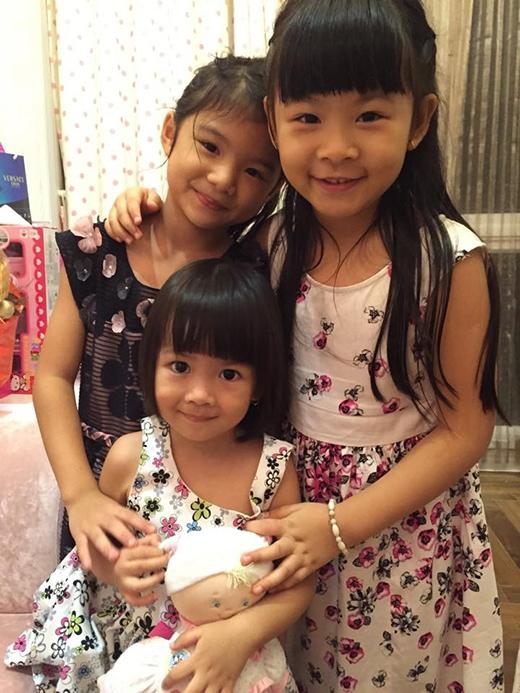 Hai con gái của Bình Minh cũng đến chúc mừng sinh nhật Bảo Tiên - Tin sao Viet - Tin tuc sao Viet - Scandal sao Viet - Tin tuc cua Sao - Tin cua Sao