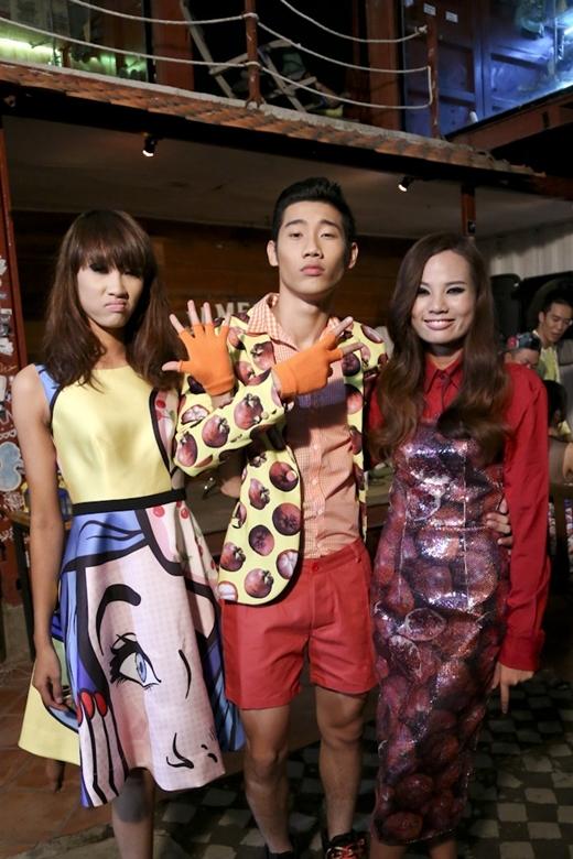 Nguyễn Oanh, Đăng Khánh và Tiêu Linh