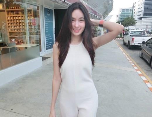 Bức hình Nong Poy chia sẻ gần đây nhất trên trang Instagram cá nhân có 1,3 triệu người theo dõi của cô.