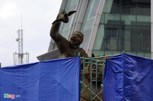 Tượng đài Trần Nguyên Hãn và tượng bán thân Quách Thị Trang có nhiều ý nghĩa lịch sử đối với người dân Sài Gòn.